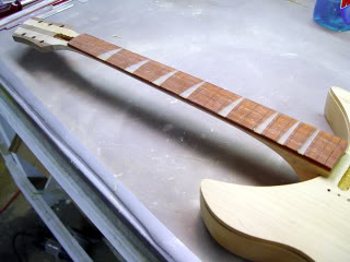 FRETBOARD LIKE NEW AND READY TO FRET
