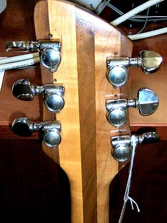GROVER TUNERS--INCORRECT, BUT ALL THE RAGE IN THE '70S