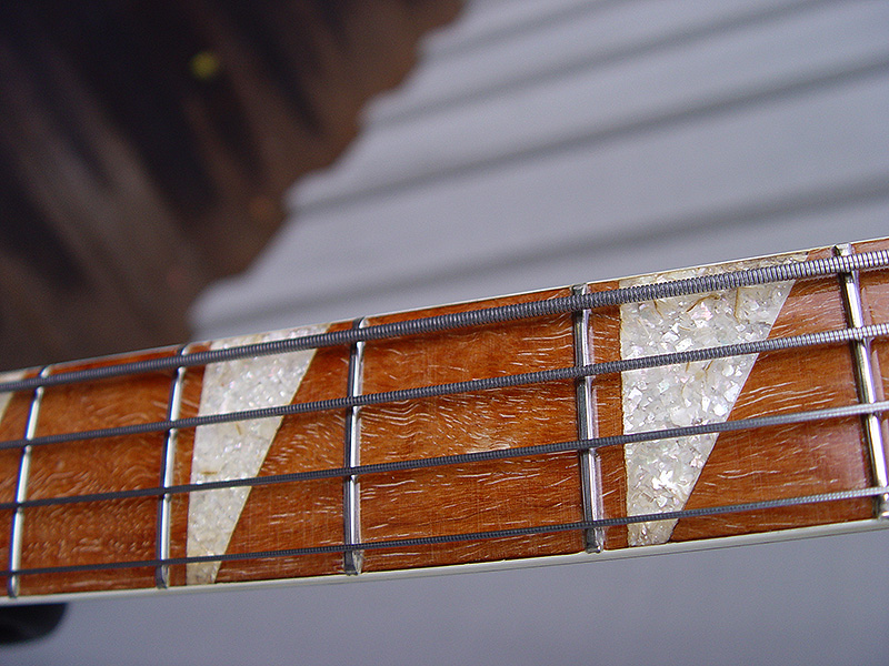 BEAUTIFUL RESTORED FRETBOARD