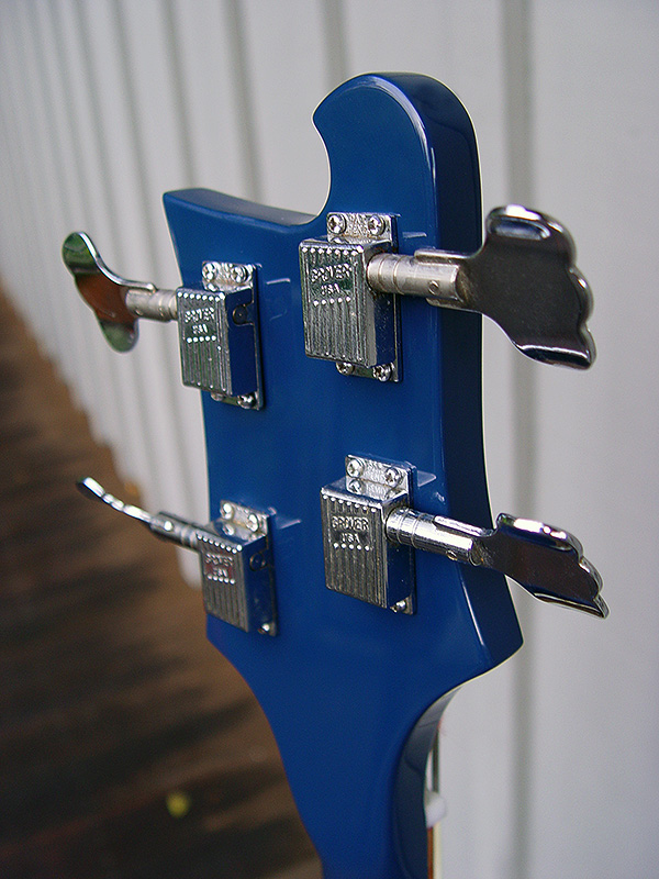 """INFAMOUS """"WAVY"""" GROVER TUNERS"""