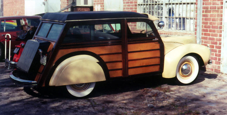MINIWOODIE #26 WITH LINCOLN FRONT END, JUNE, 1980