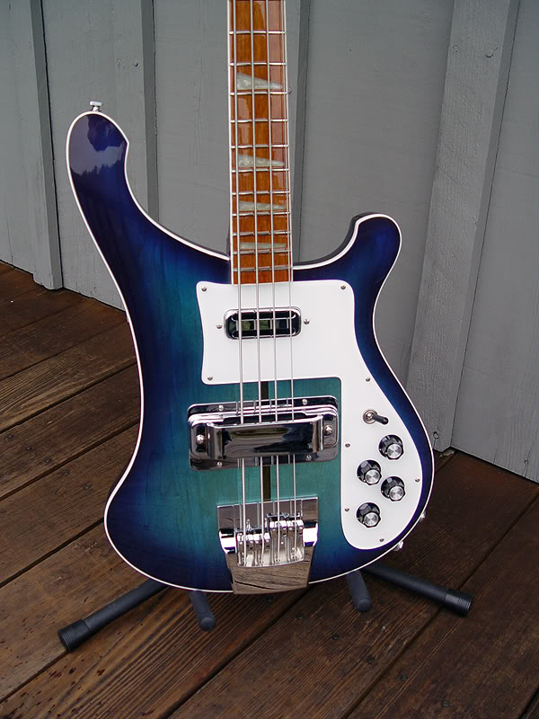 UNIQUE AND BEAUTIFUL BLUEBURST 4001 REFINISH