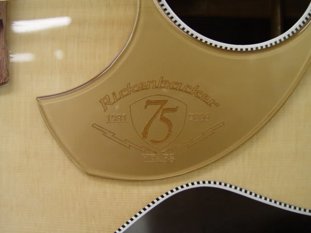 RICKENBACKER 75TH ANNIVERSARY 700S SHASTA JUMBO 12-STRING