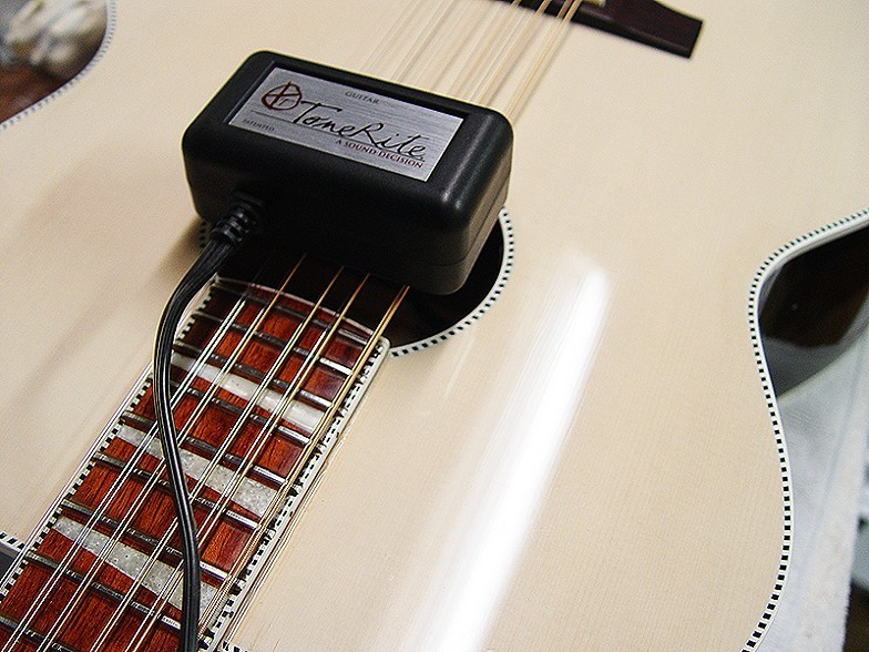 ALL ACOUSTIC GUITAR BUILDS GET 96 HOURS OF TONE-RITE TREATMENT