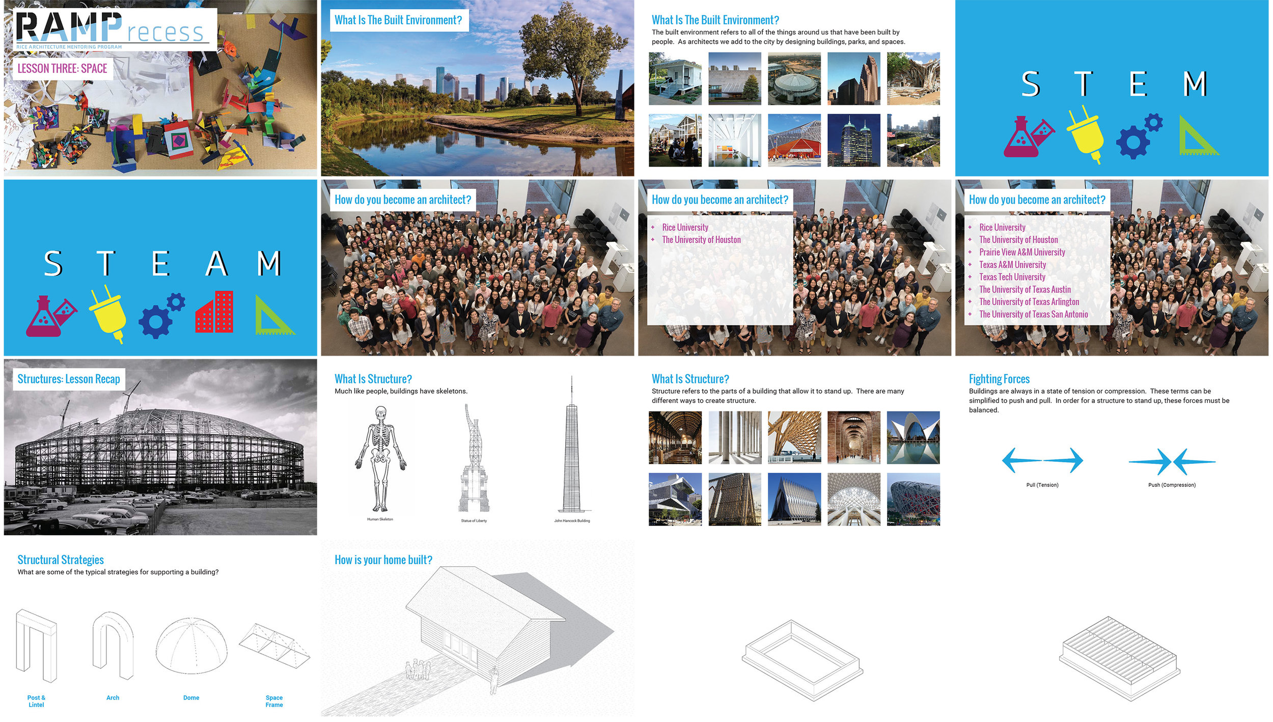 Keegan Hebert RAMP Recess Architecture Program