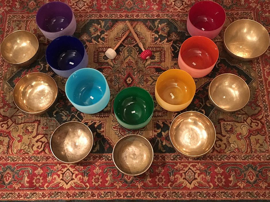 Tibetan and Chakra Bowls.jpg