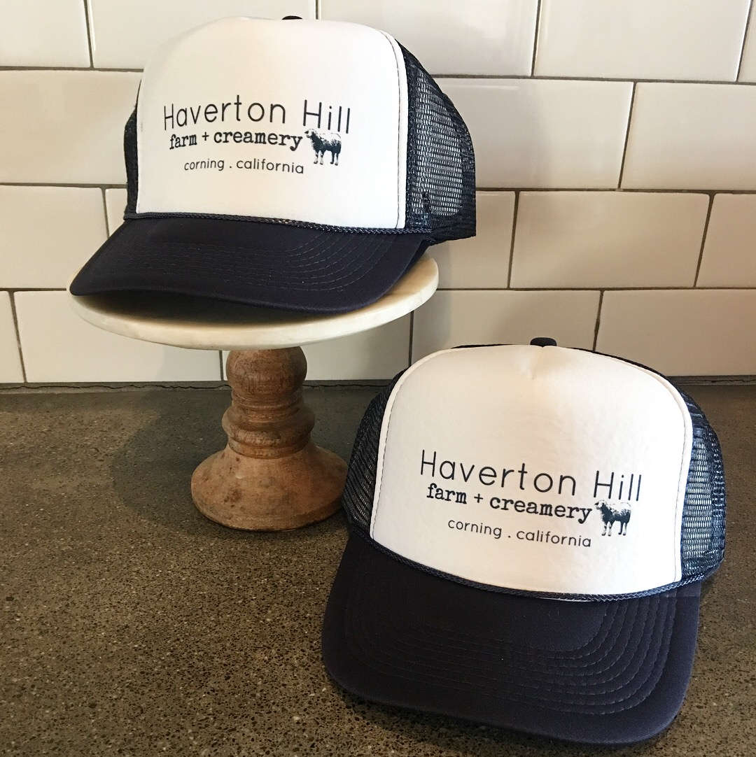 MENS TRUCKER HAT $20-  NAVY BLUE OR MAROON AVAILABLE