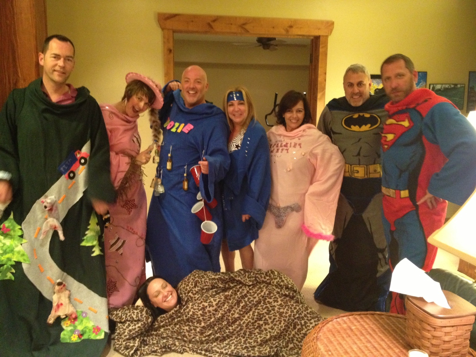 Snuggie Competition!