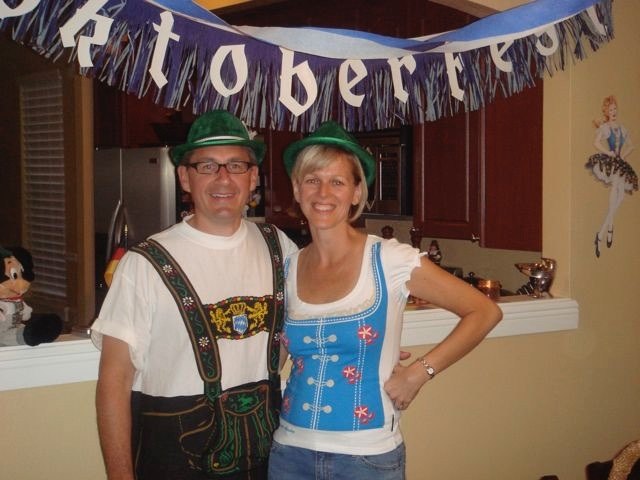 Hosting the Epic Octoberfest Party!