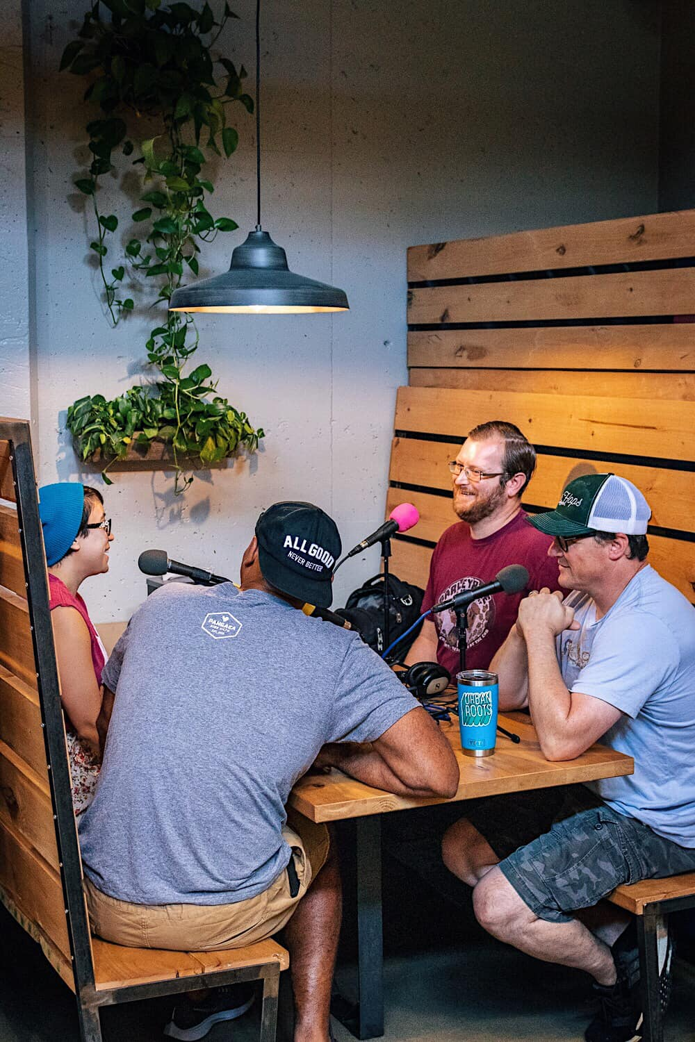 Barley & Me: Episode 107 ft. Alyssa Cowan, Rob Archie, & Peter Hoey - The latest episode of Barley & Me Podcast is now available on Apple, Spotify, Stitcher or wherever you might get your podcast fix!Host Ben Rice travels to Sacramento, CA, to speak with Urban Roots Brewing's Peter Hoey (brewer/owner) and Rob Archie (owner) and host of the Letter Talk Podcast Alyssa Cowan. We tackle the tough topics, like time management, adapting your business plan to your intended audience, learning from failures, and the mystery of Dippin' Dots. Plus! Which type of wrestling is real and which is fake, Rob's astonishing lost and found moment, Netflix obsessions, and international tales of mystery. All this and more, on episode 107 of Barley & Me. Enjoy!Click to listen on Apple, Spotify, or Stitcher!