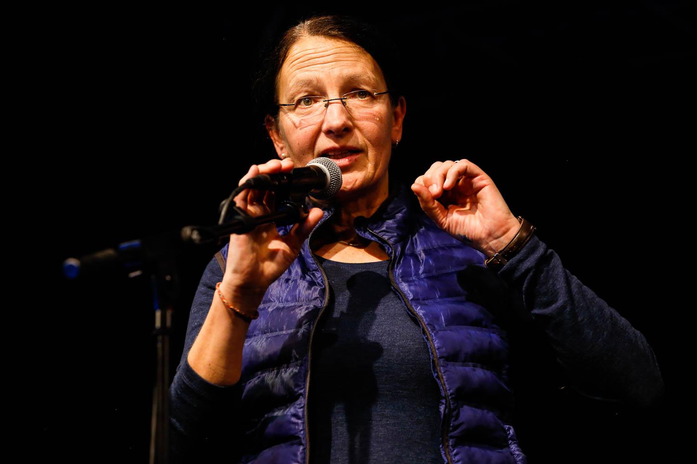 Prof. Dr. Barbara Weigl. Professorin für soziale Gerontologie