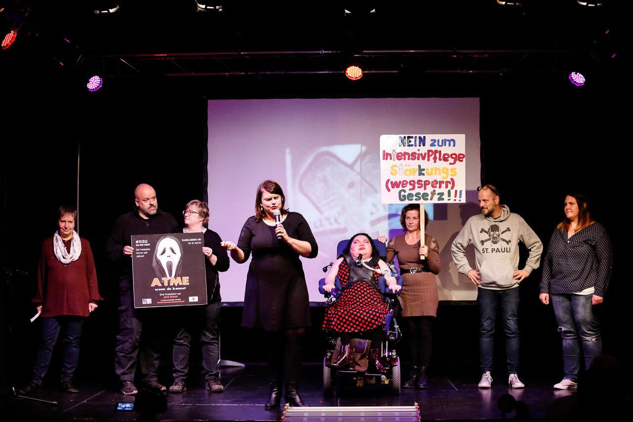 Zwölfter CareSlam! in Berlin: Gegen Jens Spahns RISG