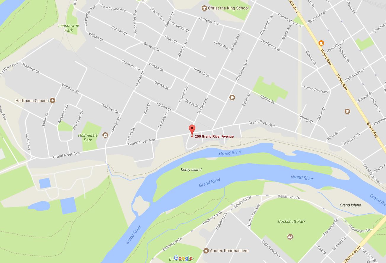 200 Grand River Avenue - Brantford, ON
