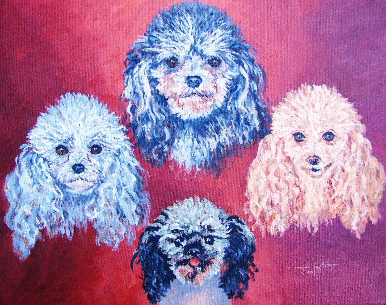 Karen's Dogs.JPG