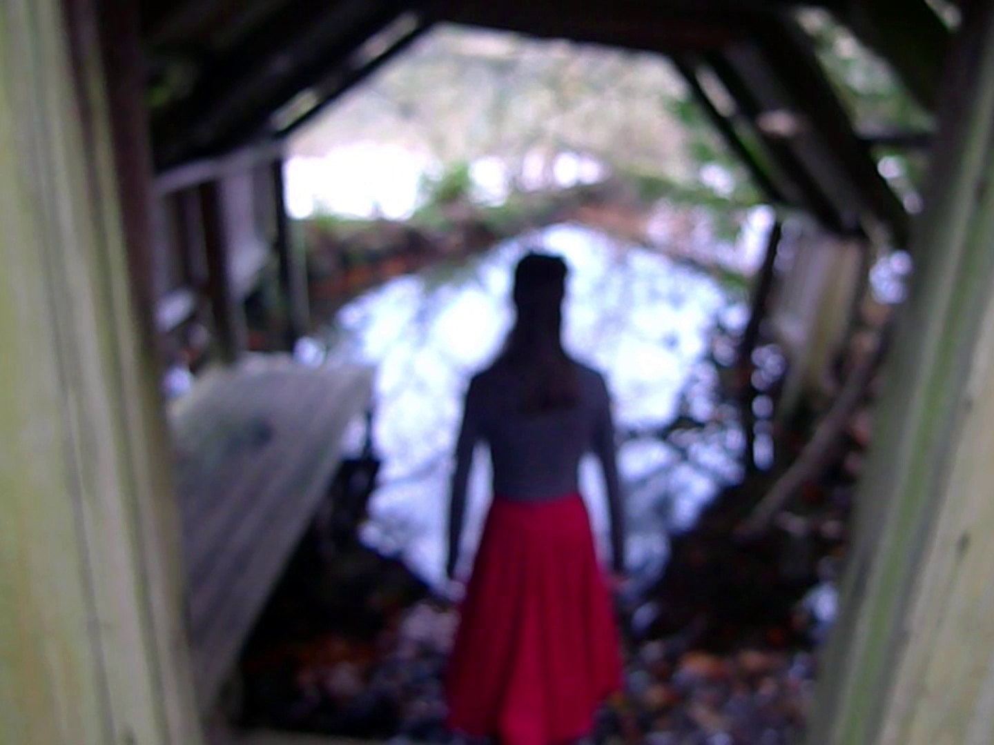 There Not There - Still by Paul Michael Henry     There Not There   Co-creation between Paul Michael Henry and Penny Chivas. Created with support from Dance Base, and screened at Screen.Dance Scotland UK Awards section 2019 and The Work Room 10th Anniversary 2018.