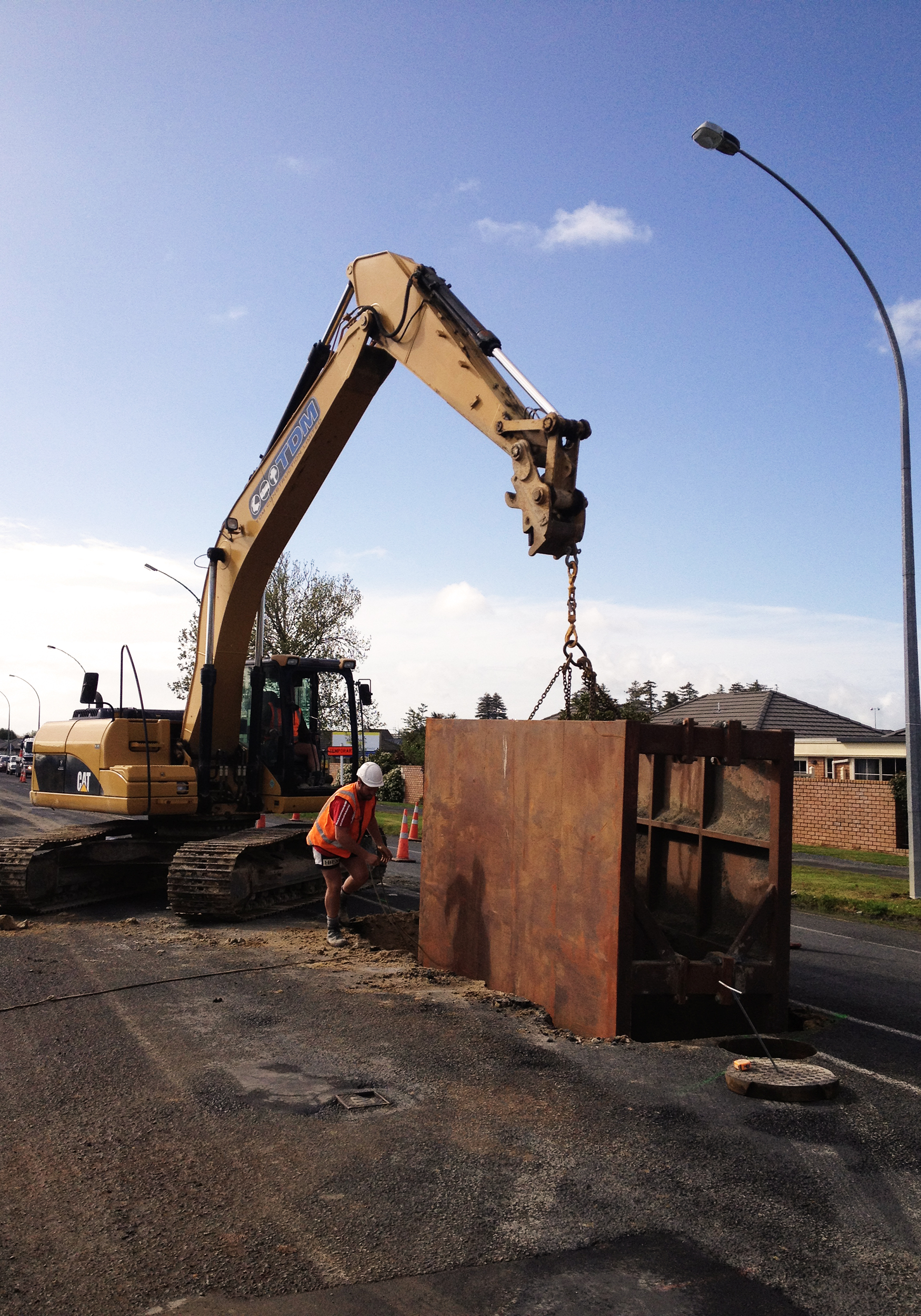 Hamilton Ring Road - Infrastructure & Civil Project