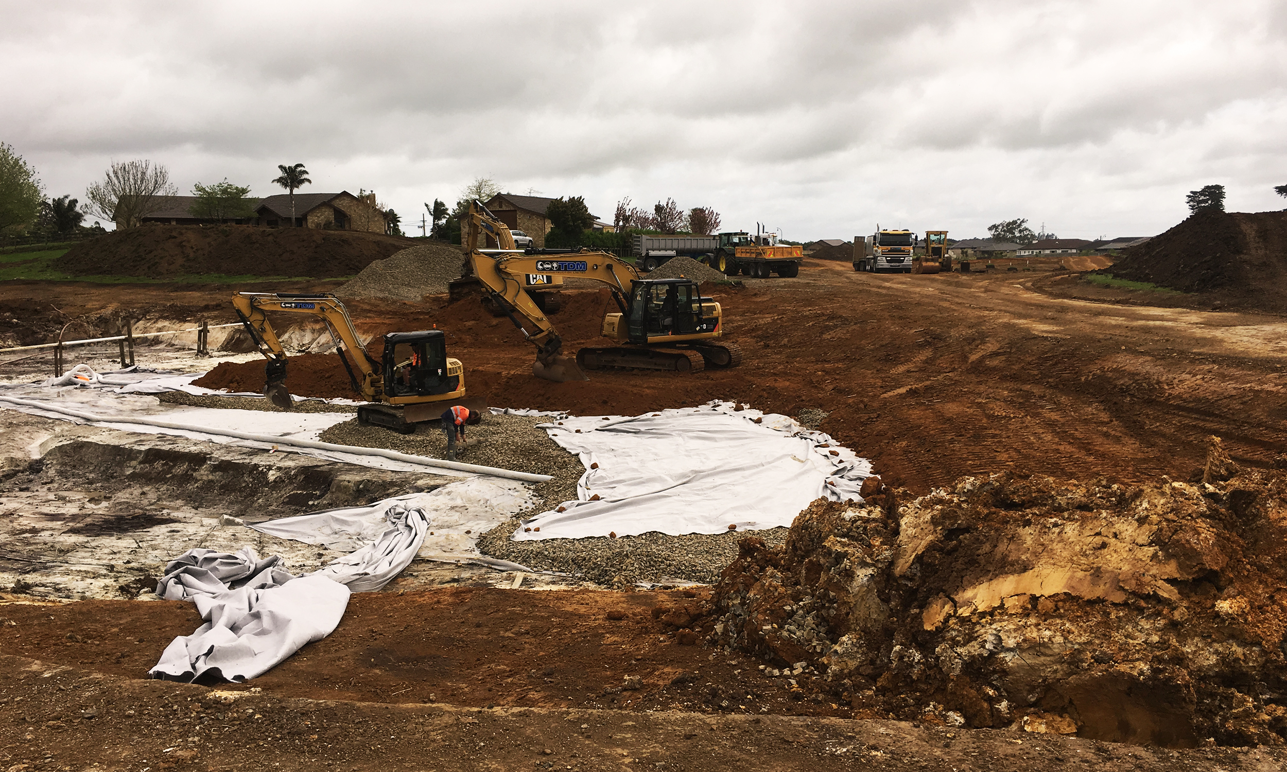 Fletcher Lane Subdivision Project