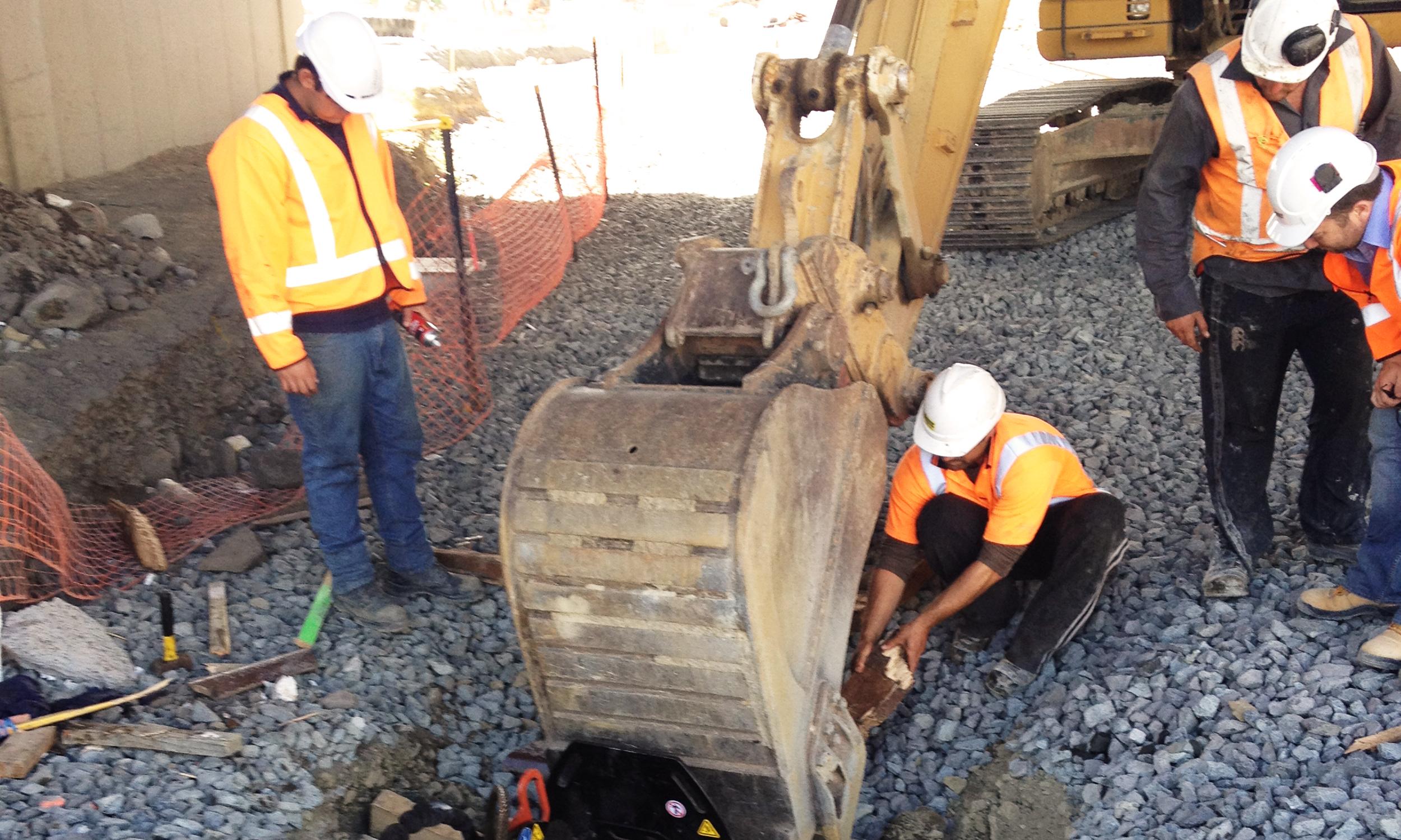 Manukau Train Depot EMU Infrastructure & Civil Project