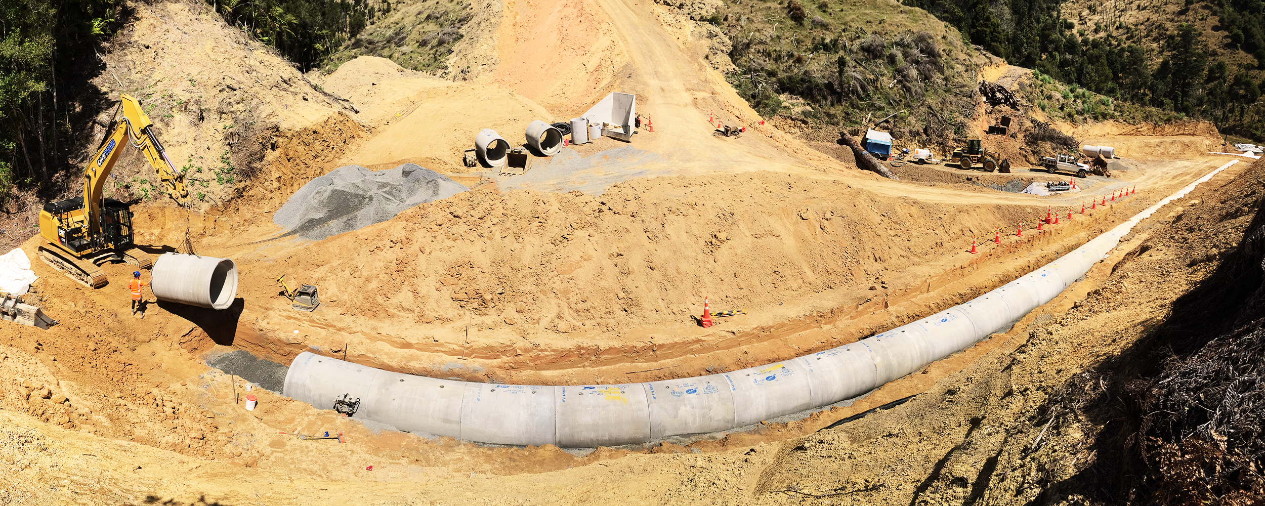 Huntly Bypass Drainage Project