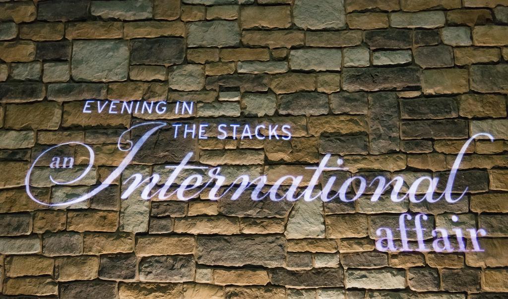 Evening in the Stacks, an International Affair
