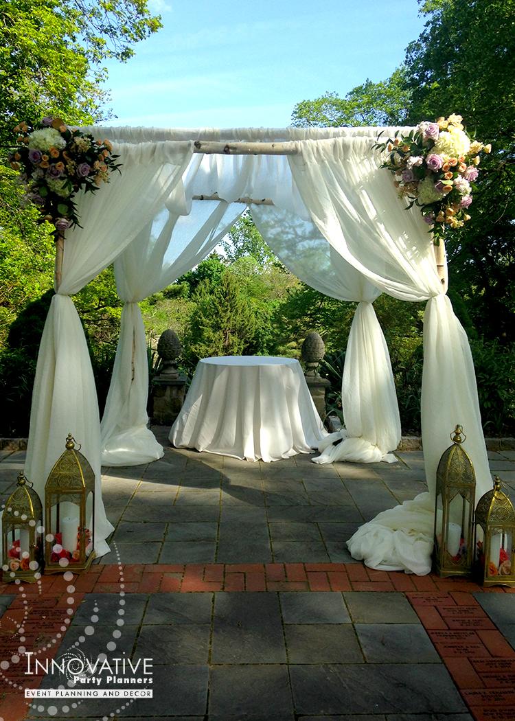 Wedding at Gramercy Mansion