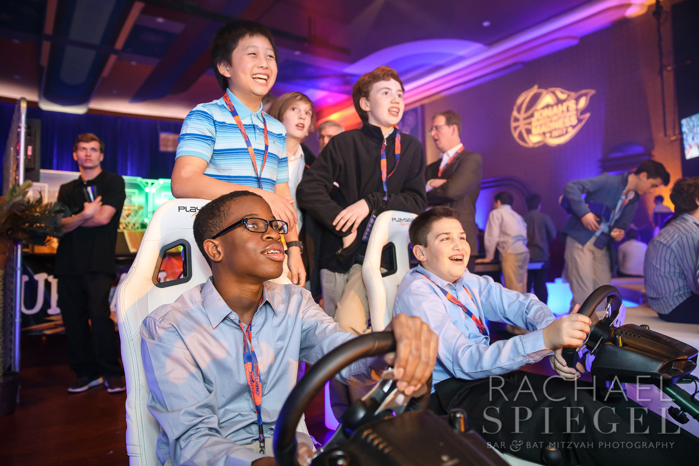 Rachael Spiegel Photography  specializes in modern  B'nai Mitzvah photography . Our team is dedicated to telling the story of your simcha with stunning documentary images. We patiently wait to see moments unfold and illustrate the narrative of your family.