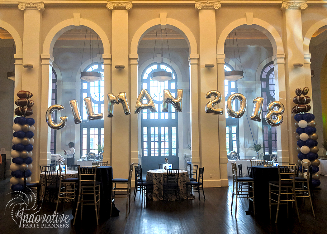 Graduation Party at Sagamore Pendry Baltimore - Gilman Class of 2018