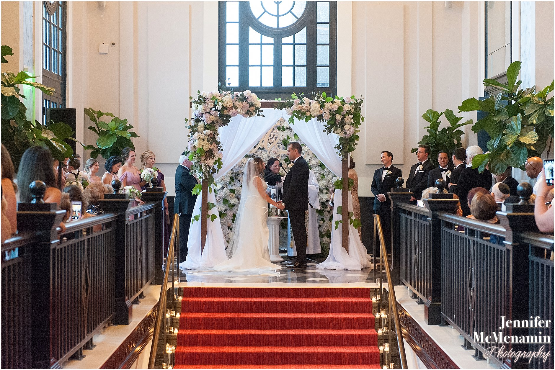 Wedding at Sagamore Pendry Baltimore - Allie and Val