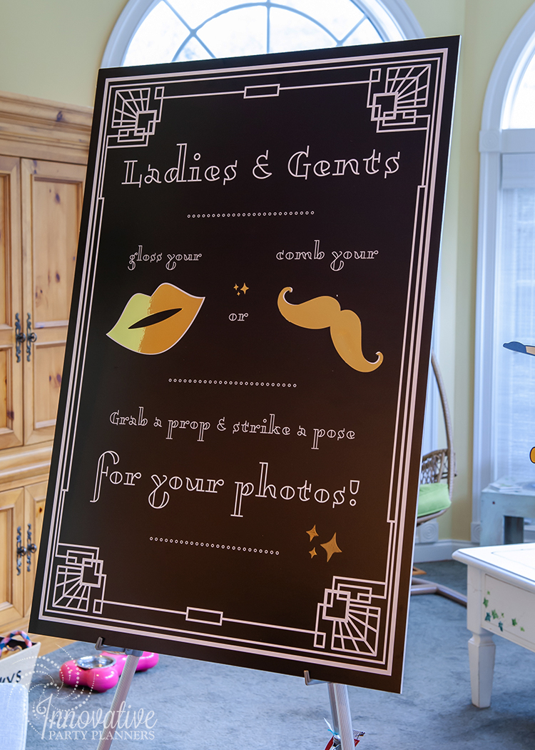 Fairwell to the Roaring Twenties | Open Photo Booth Grab a Smile by Innovative Party Planners