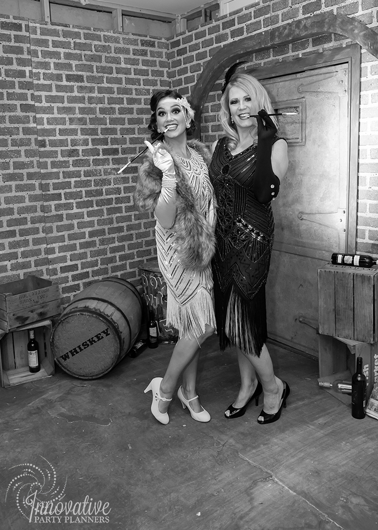 Fairwell to the Roaring Twenties Art Deco 29th Birthday Party by Innovative Party Planners