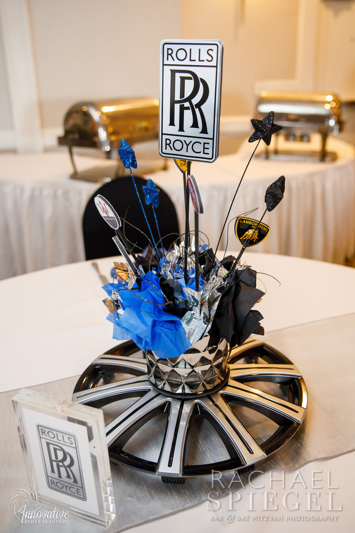 Older Teen Centerpiece_1_Luxury Cars_Berlin_Annapolis_by Innovative Party Planners.jpg