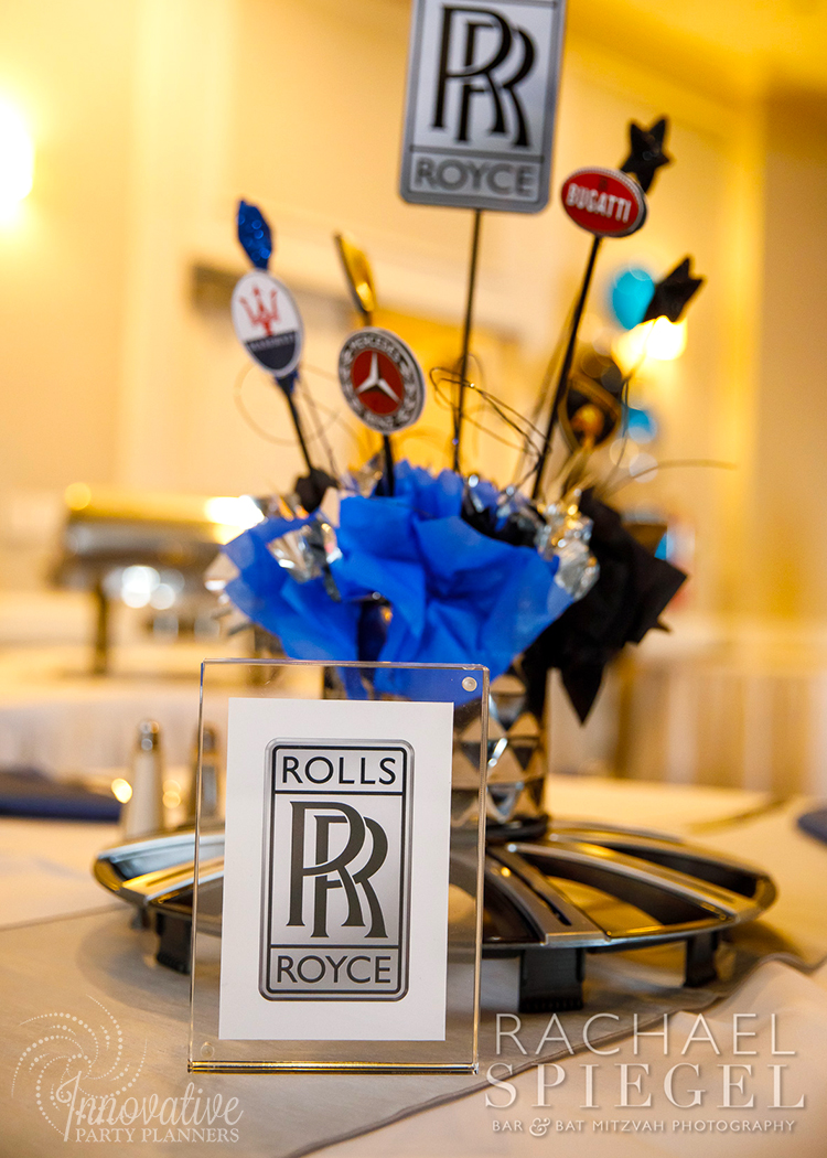 Older Teen Centerpiece_3_Luxury Cars_Berlin_Annapolis_by Innovative Party Planners.jpg