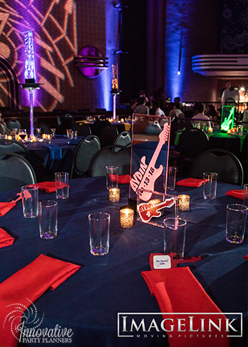 Aydins Bar Mitzvah_Music Theme_Innovative Party Planners_09_LED Short Guitar Centerpiece_Red.jpg