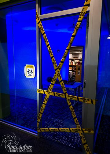 An Otherworldly Evening In The Stacks_Alien Operation Door_by IPP.jpg
