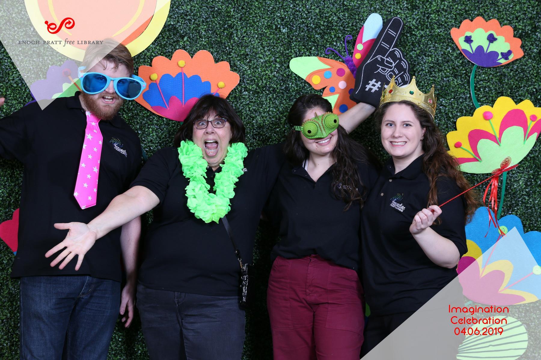Innovative Party Planners at Enoch Pratt Event.jpg