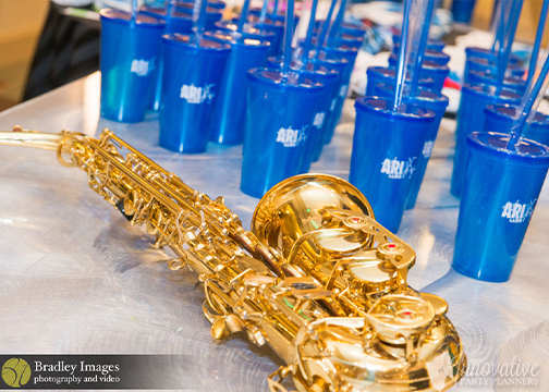 20 Kalish_Bolger Center_Music and Theatre_Party Favor_Tumbler with Straw_Logo_Airbrush Ts_1.jpg