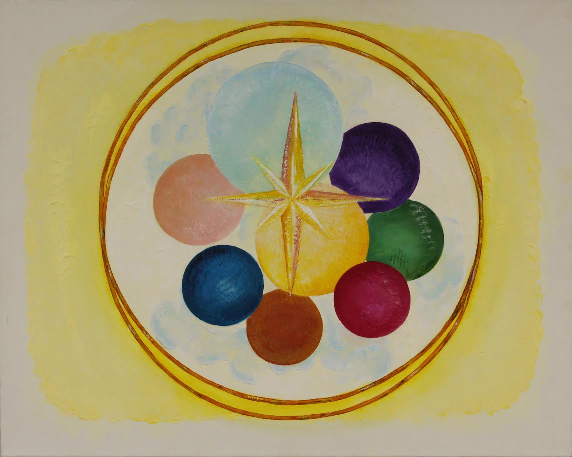 """Birth of a Star 2009      """"Be bathed in the light. Be humbled by the miracle of life. Gaze in awe. Honor the divinity. Be Star Struck. Unabashed adoration and love…Child borne unto you"""""""