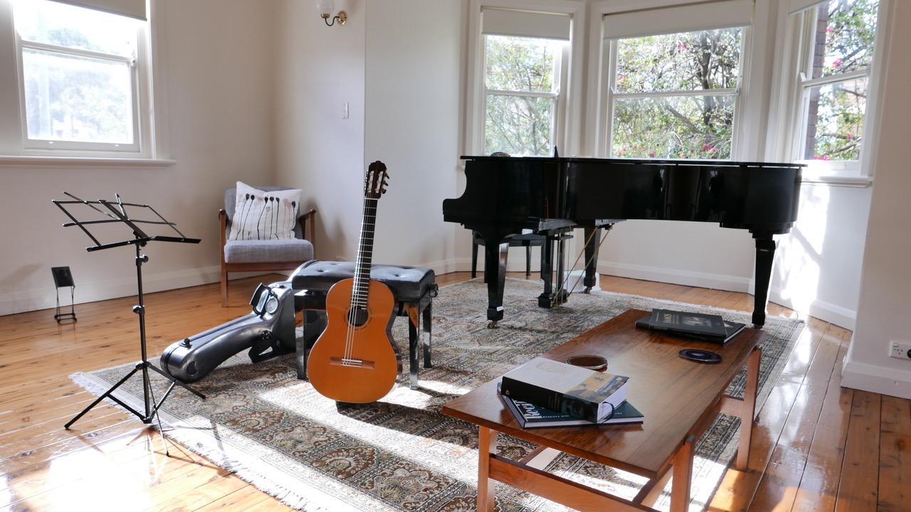 classical guitar lesson randwick eastern suburbs