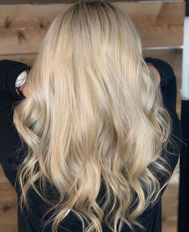 Blonde beauty 🤩 hair by Jenn Szots