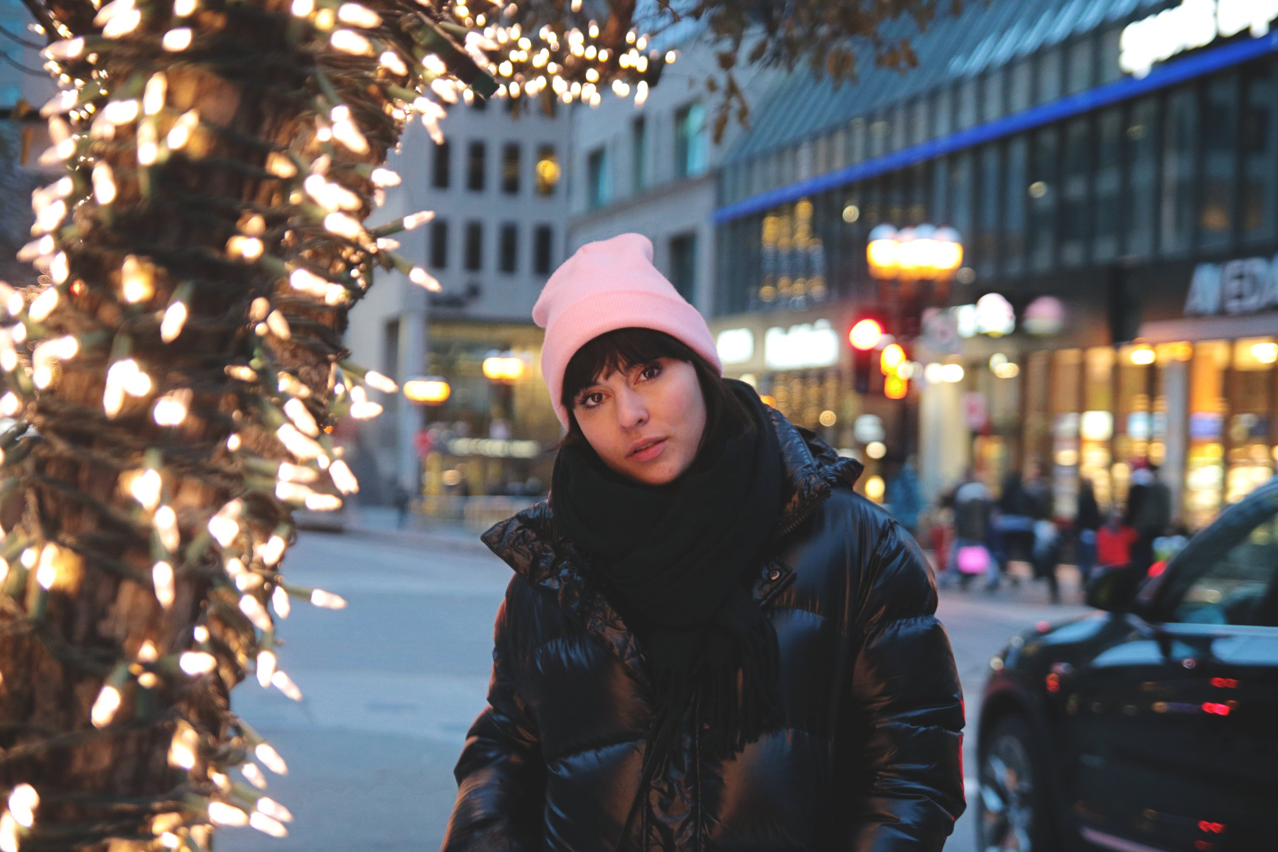 Rose, Montreal.