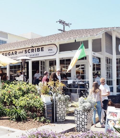 Sugar and Scribe Restaurant & Bakery