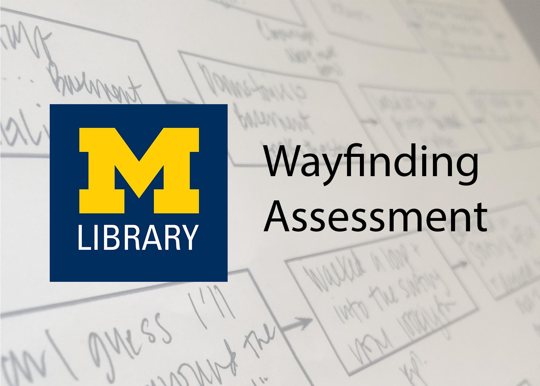 University of Michigan Wayfinding project