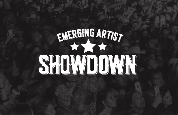 EMERGING ARTIST SHOWDOWN SATURDAY