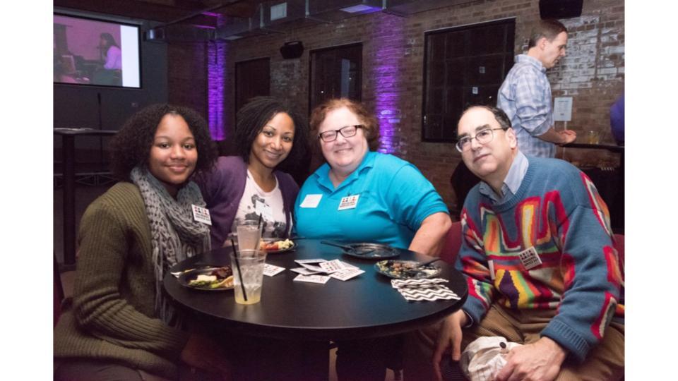 Kristin Cass  Volunteer Celebration