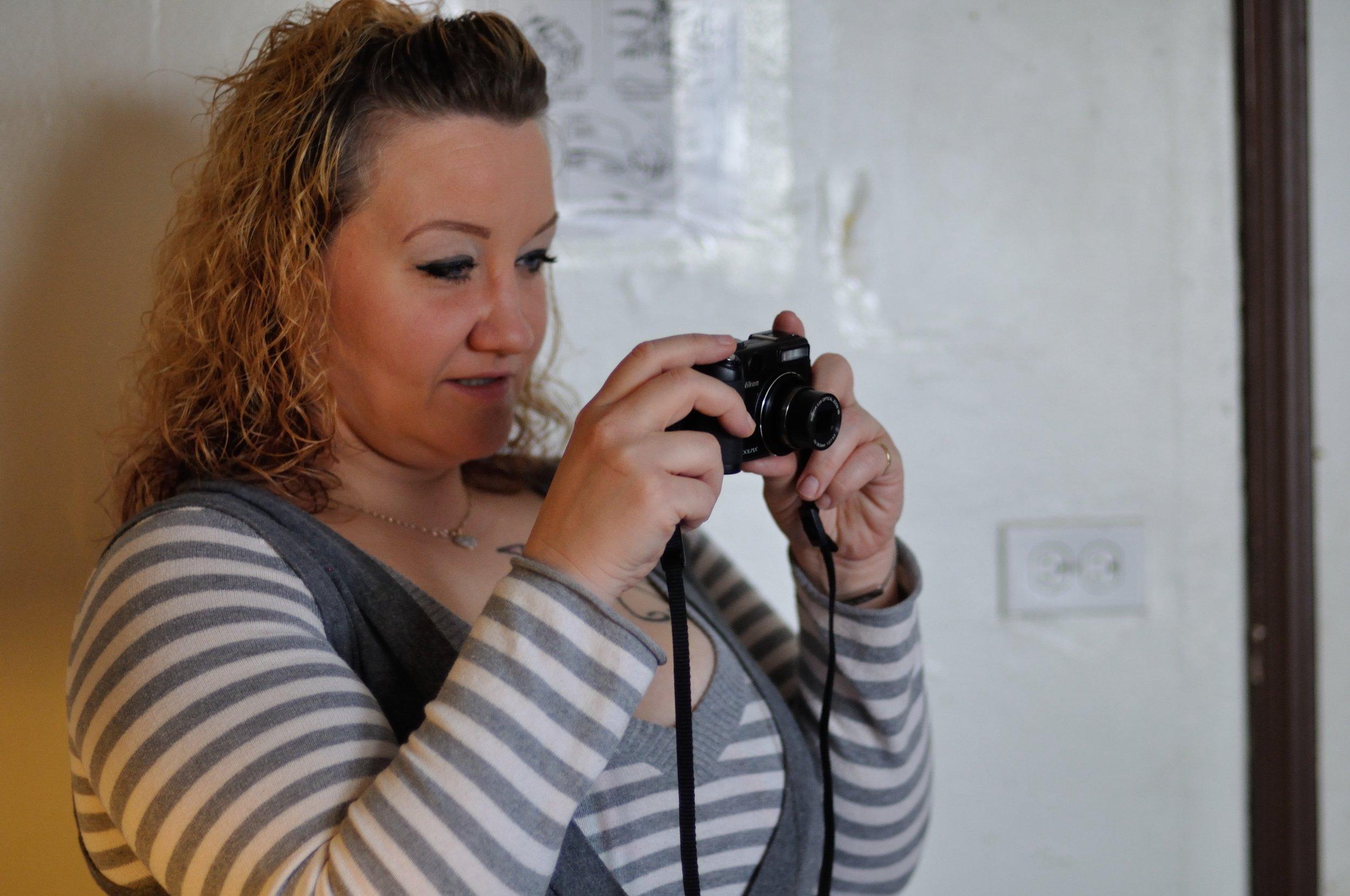 Karen Egerer  In Camera
