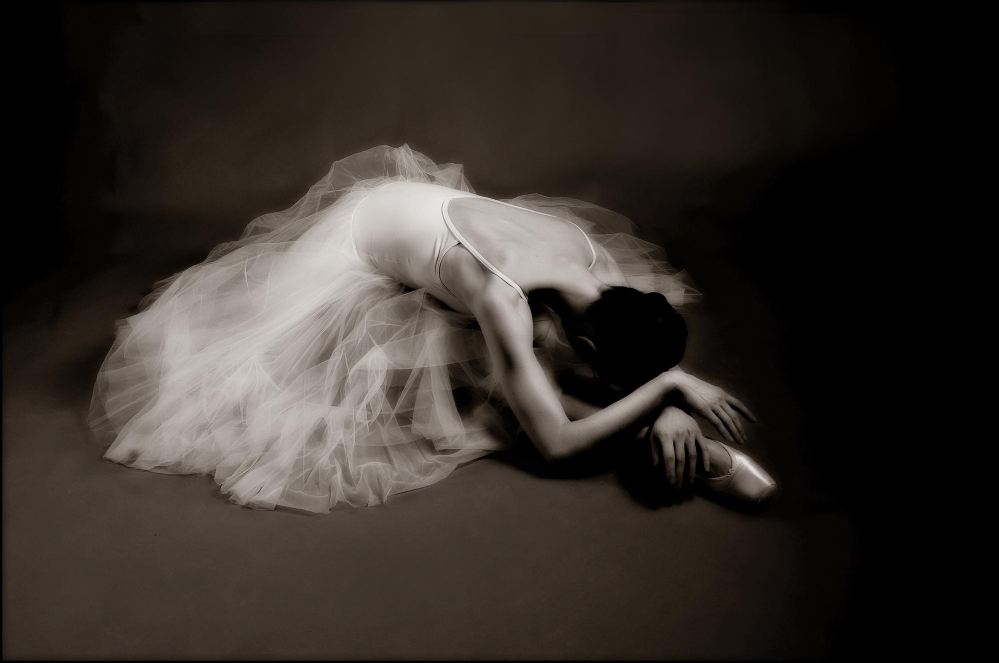 Adeline Sides  Ballerina