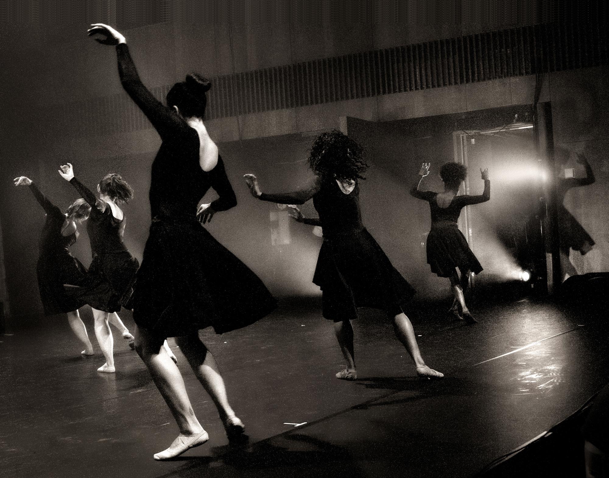 Adeline Sides  Joel Hall Dancers
