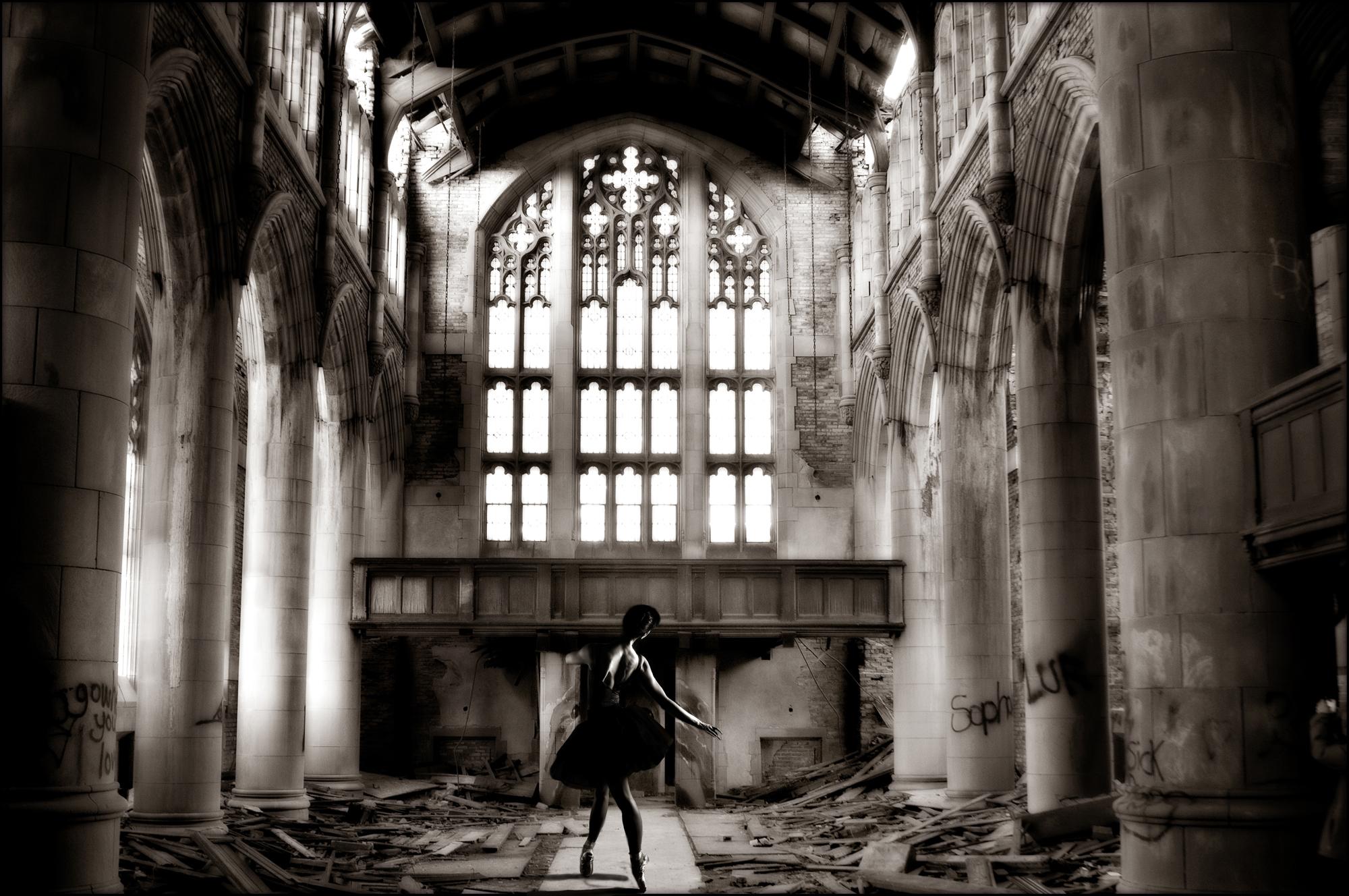 Adeline Sides  Cathedral Dance