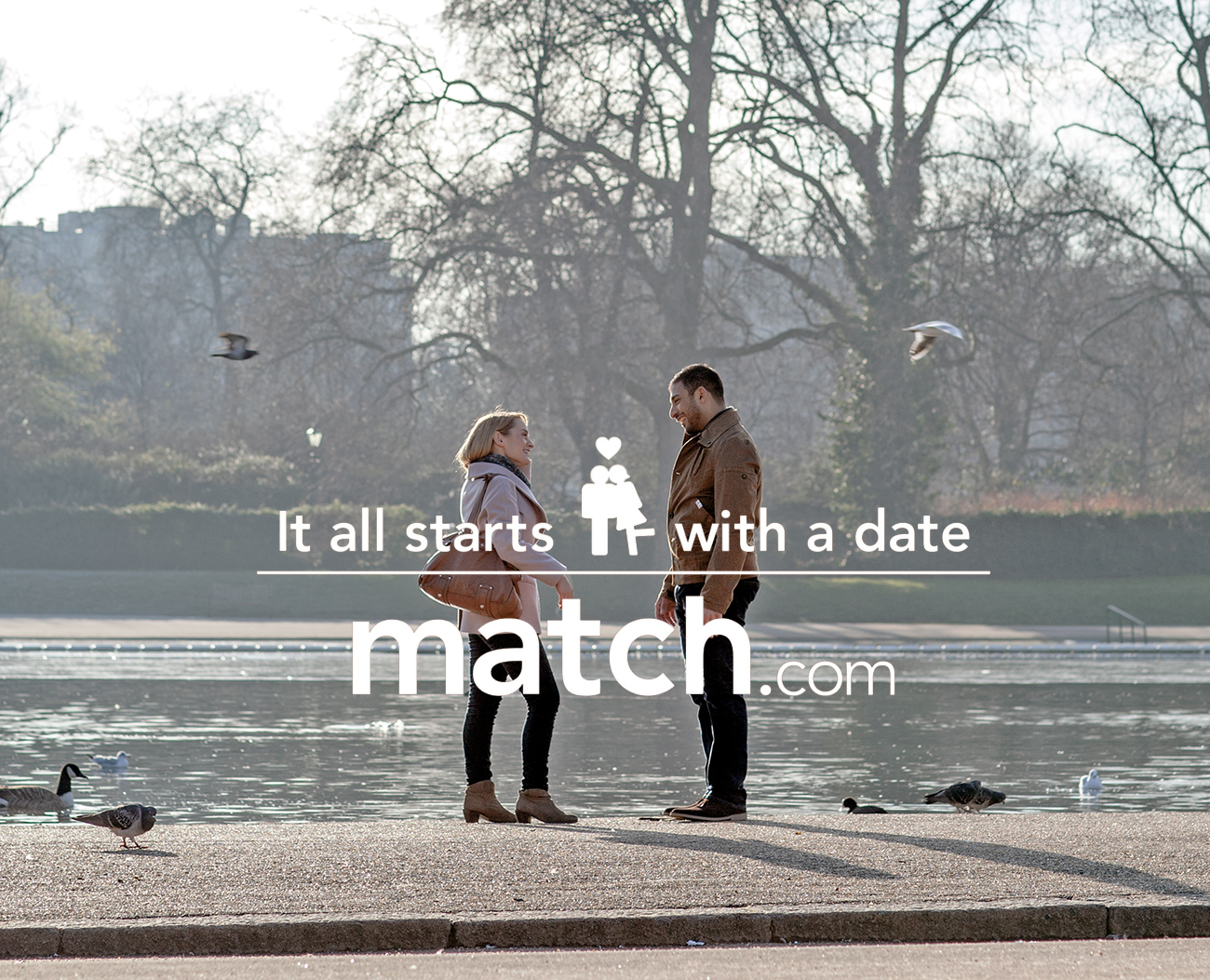 Campaign for Match.Com Commissioned by MOTHER London & PULSE