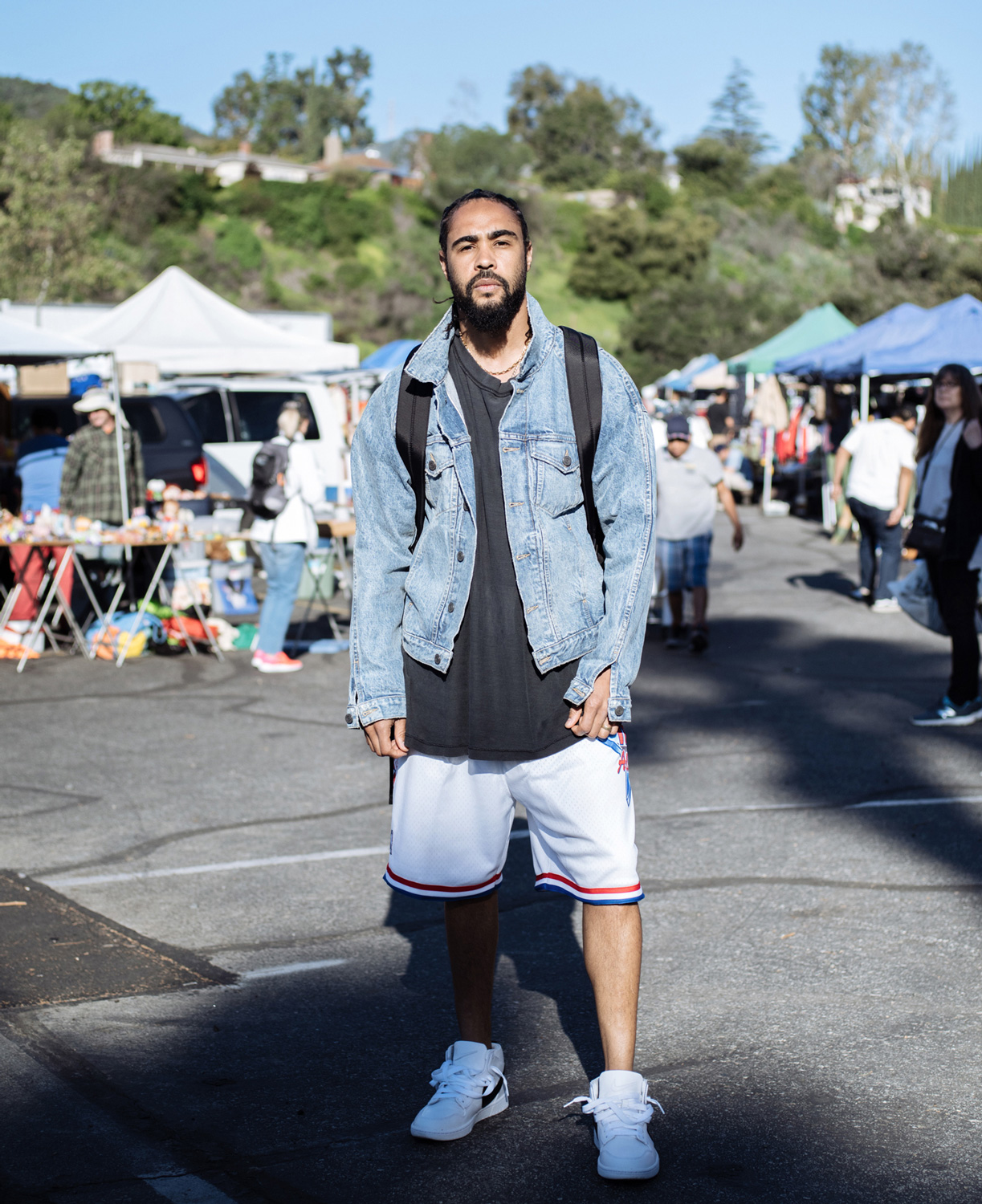 JERRY LORENZO  Stylist for WWD Magazine
